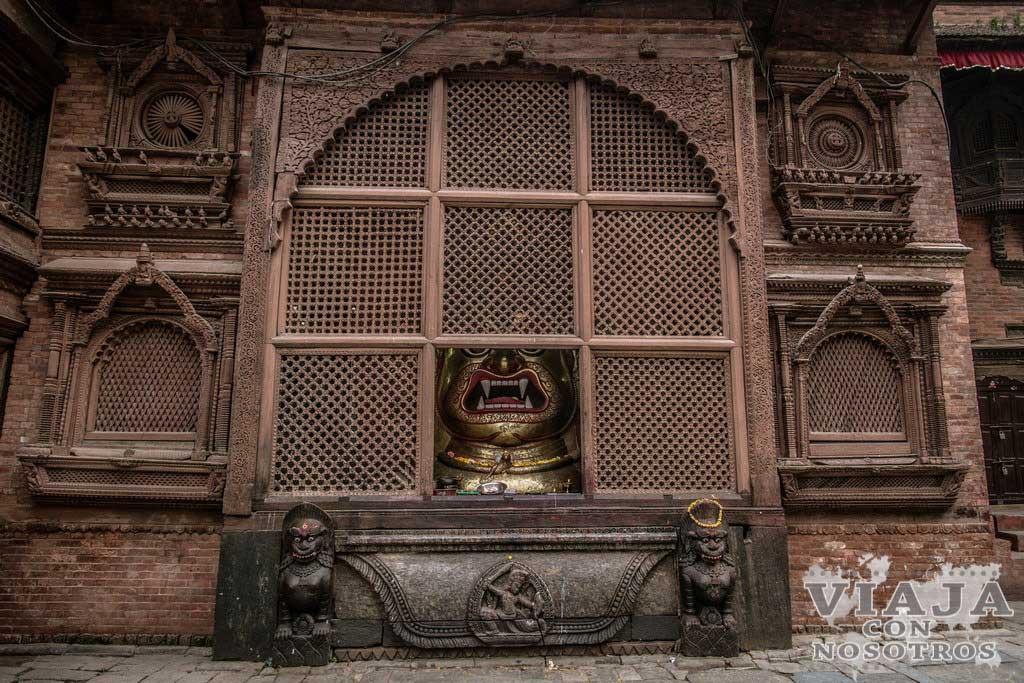 templo de Shiva katmandu