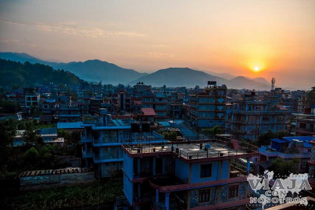 como moverse en pokhara