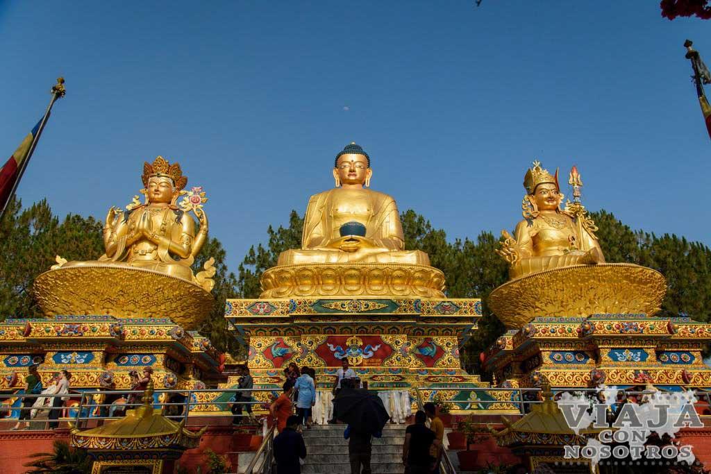 los mejores templos de katmandu