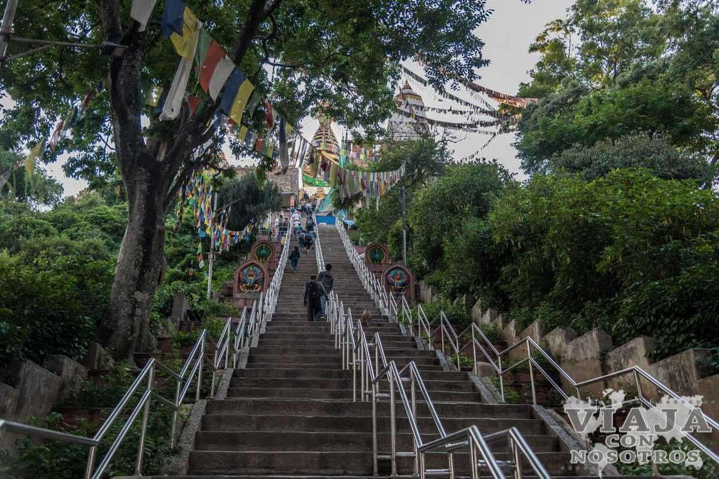 consejos para visitar katmandu