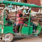 Como ir de Pokhara a Lumbini en transporte público