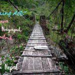 Trekking ABC: Pokhara – Nayapul – Ghandruk