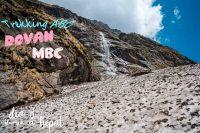 Trekking Annapurnas de Dovan a MBC