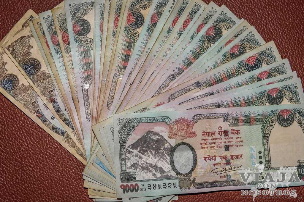 Nepal es un país muy barato