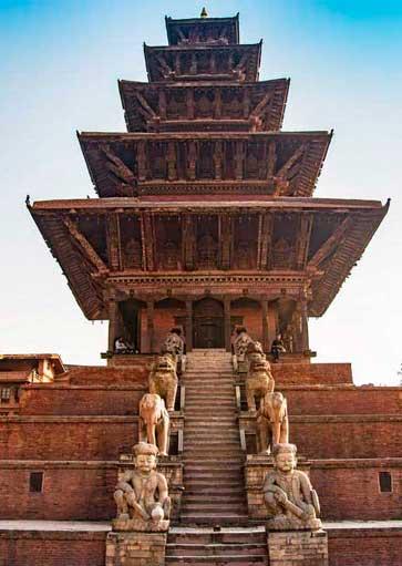 El mejor itinerario para viajar a Nepal durante dos semanas
