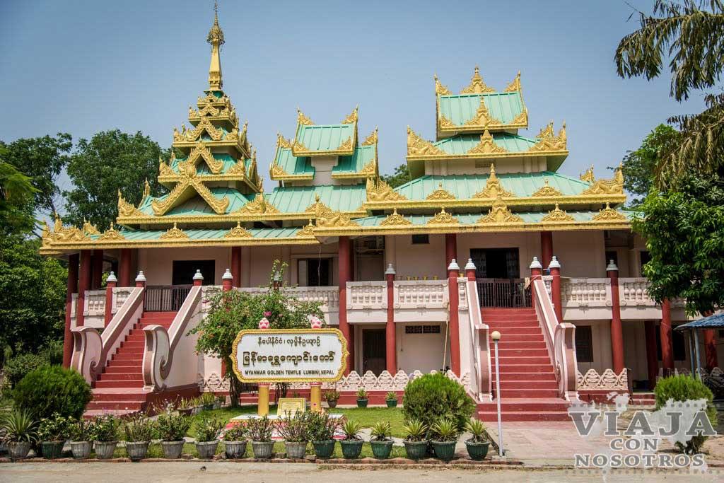Visitar Lumbini por libre