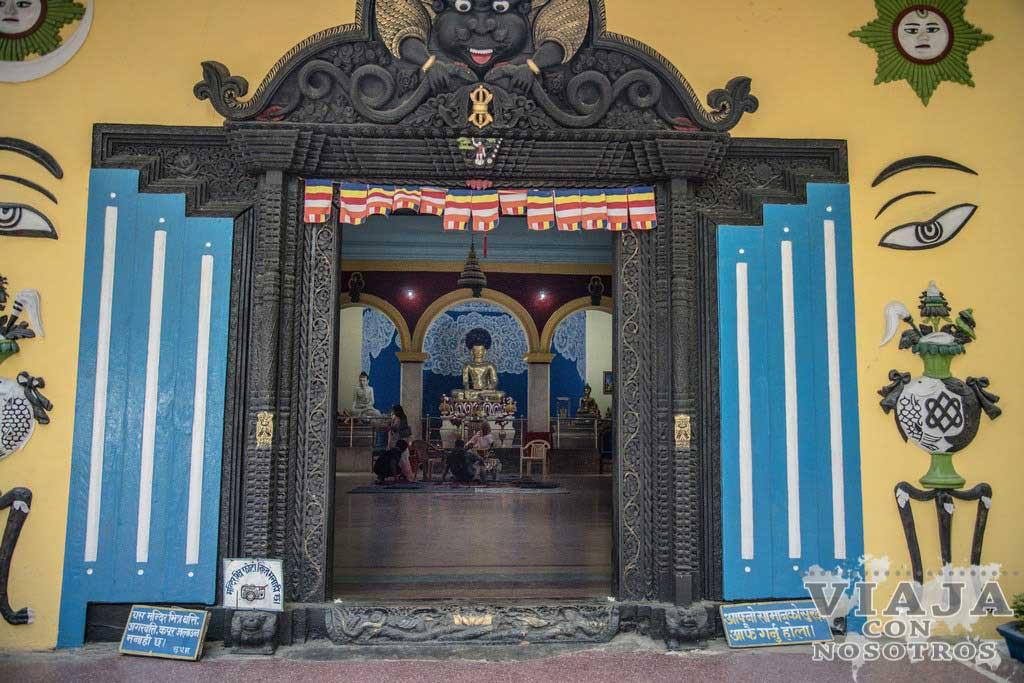 Donde alojarse en Lumbini