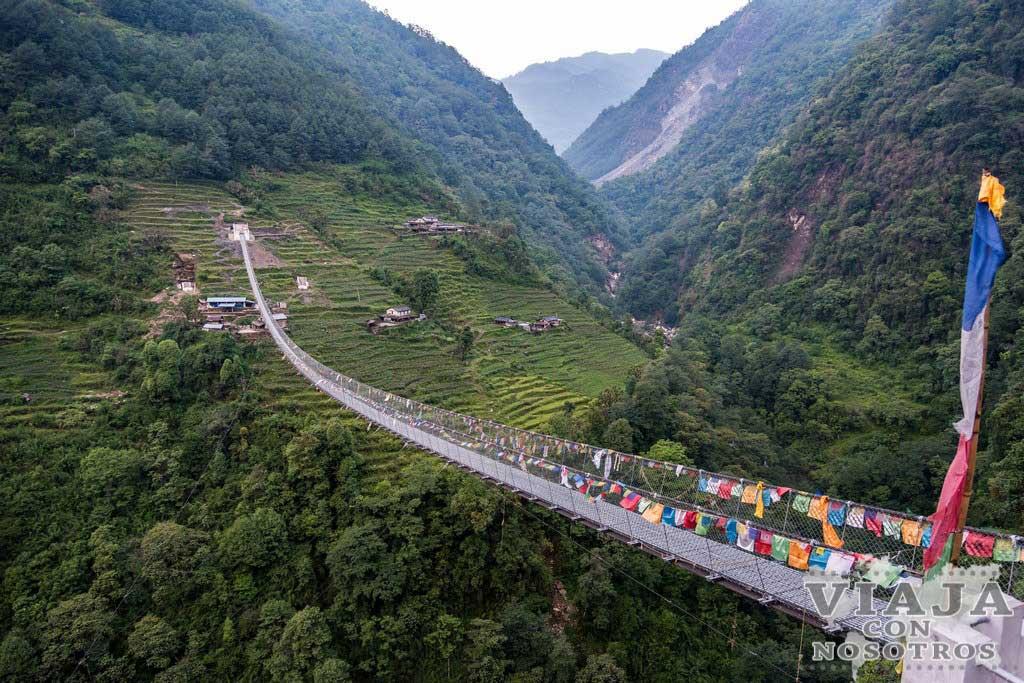 La información más completa del Trekking de los Annapurnas