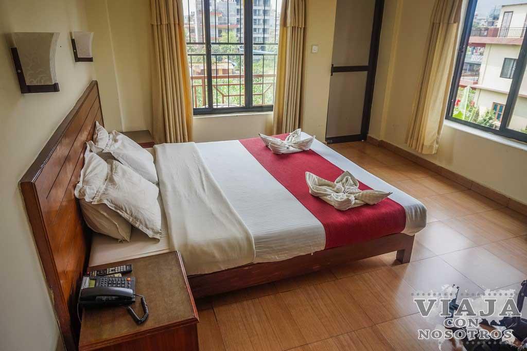 Hotel en Pokhara: Hotel Orchid