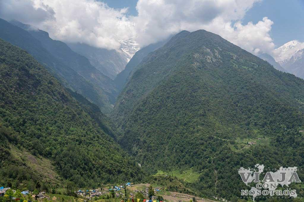 Ropa adecuada para hacer el trekking Annapurna