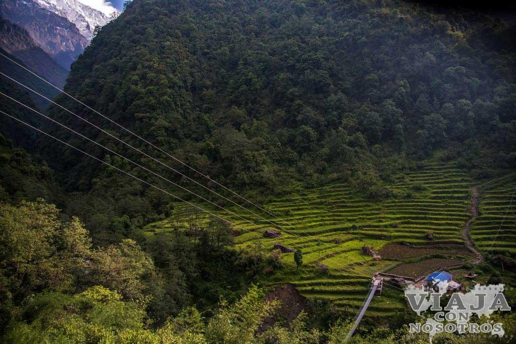 Guía para hacer el trekking por el circuito Annapurna