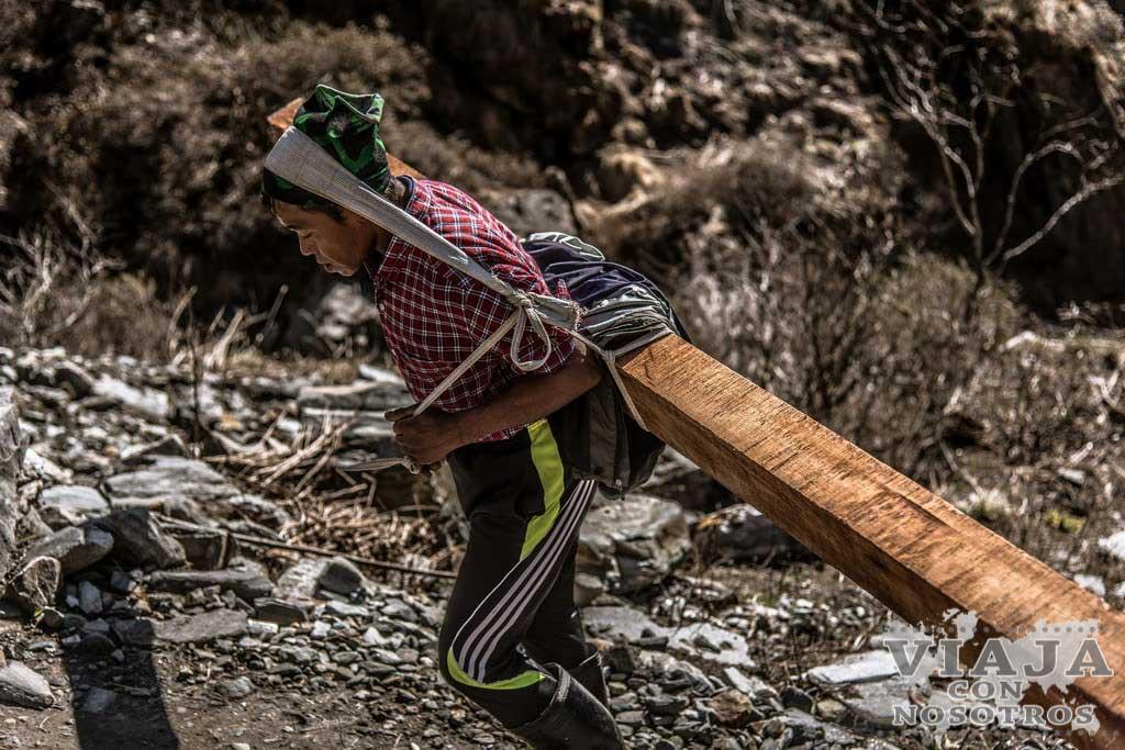 Las mejores fotografías del trekking de los Annapurnas