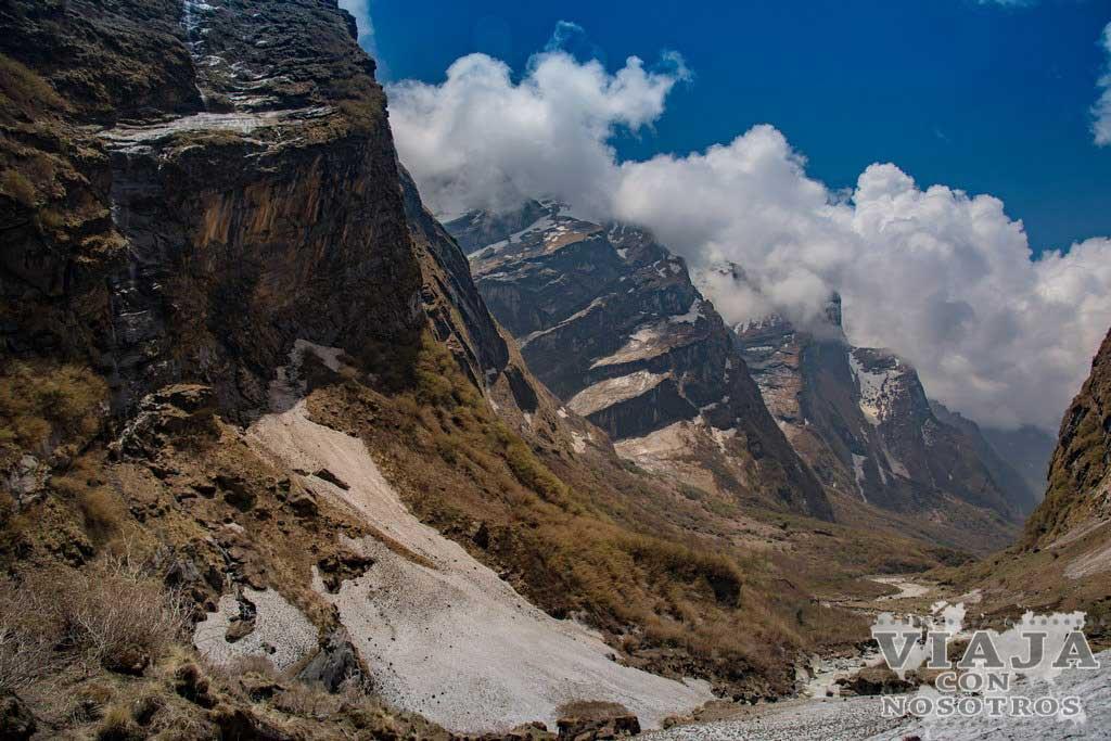 Qué llevar en la mochila al trekking de los Annapurnas