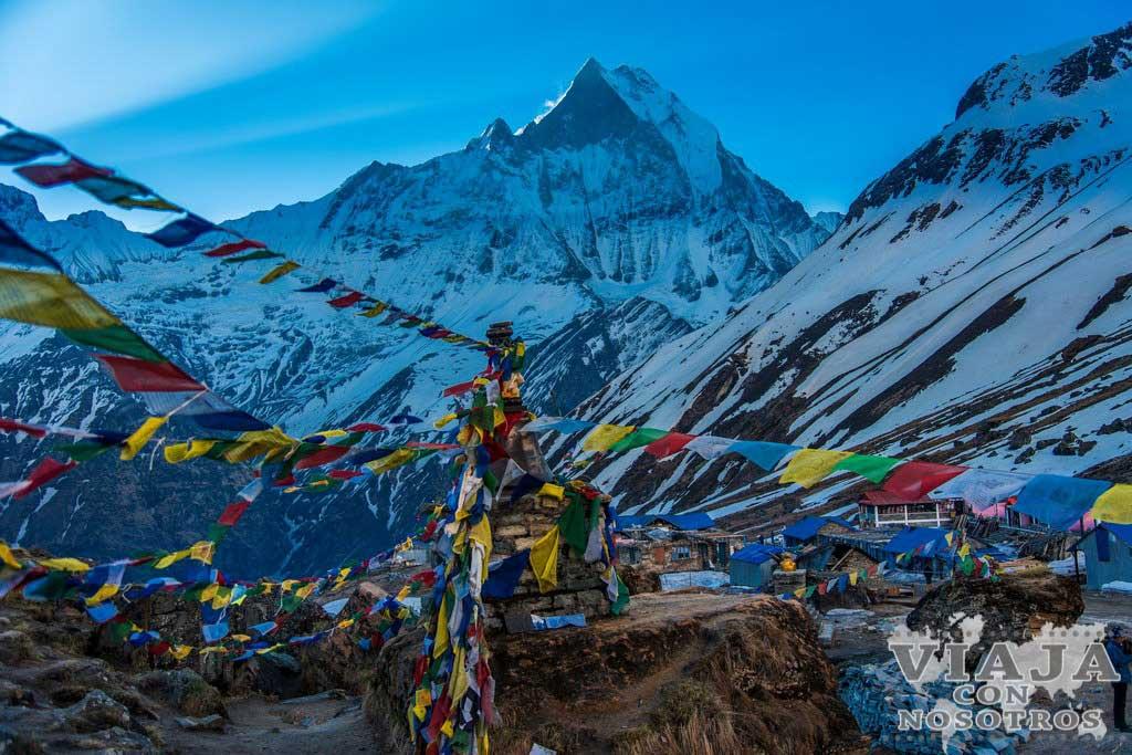 Lo que nadie cuenta del Trekking de los Annapurnas