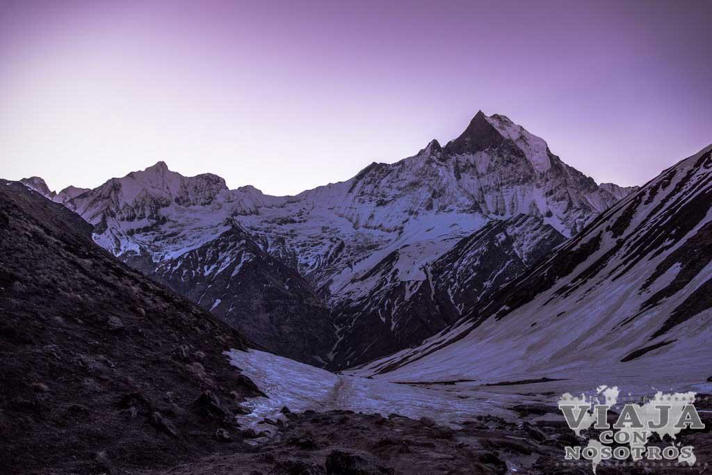 Mejores fotografías del Annapurna