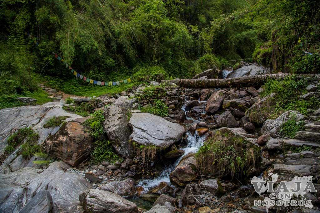 Dificultad del trekking de los Annapurnas