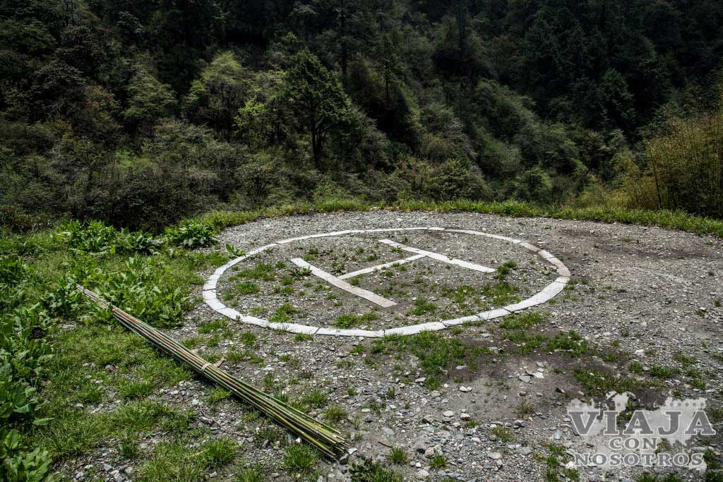 Peligros del trekking de los Annapurnas