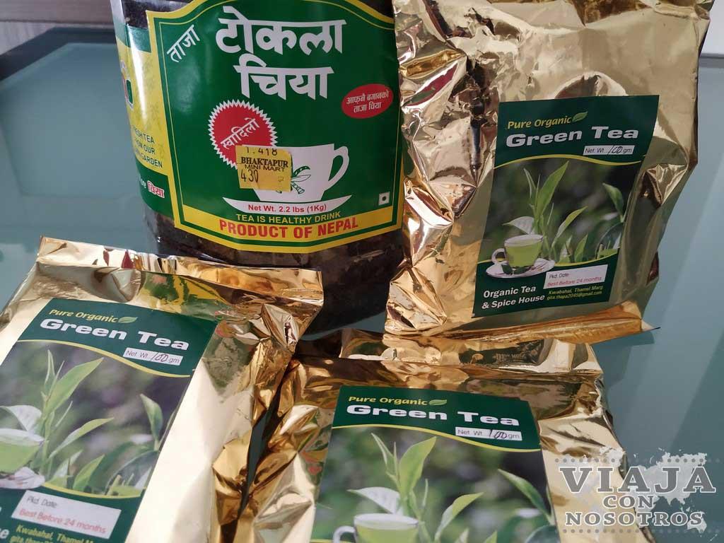 donde comprar te en Nepal