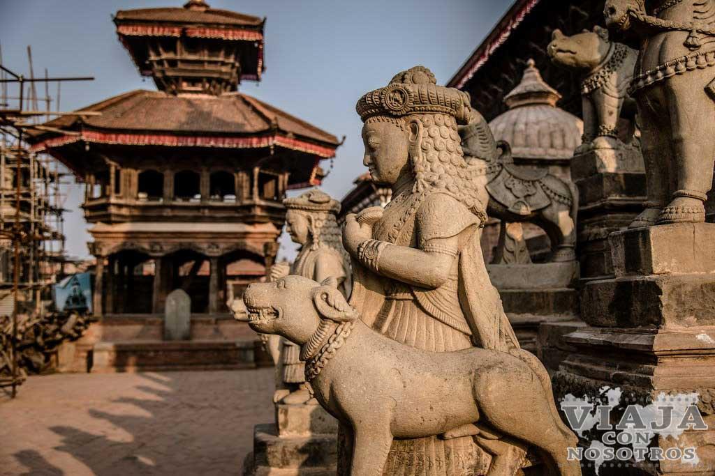 Mejores templos de Bhaktapur