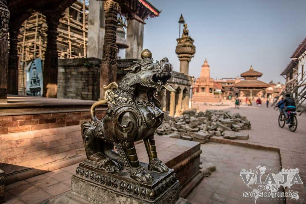 Como recorrer Bhaktapur