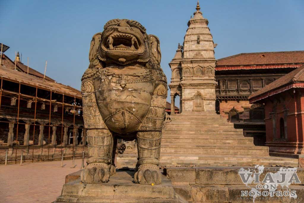 Guía completa de Bhaktapur