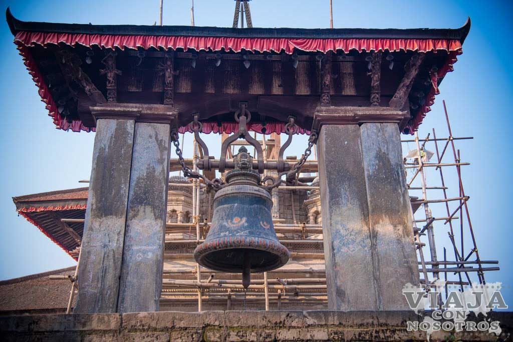 Ruta para ver todo los lugares de Bhaktapur