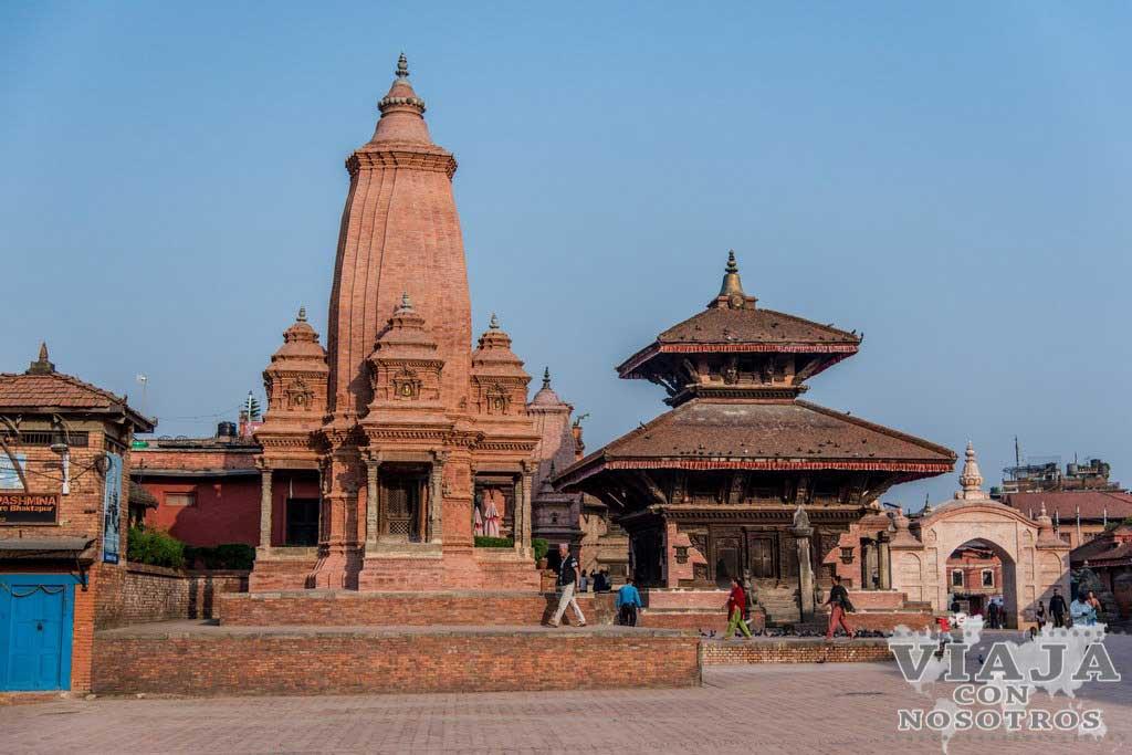 Palacio de las 55 ventanas Bhaktapur