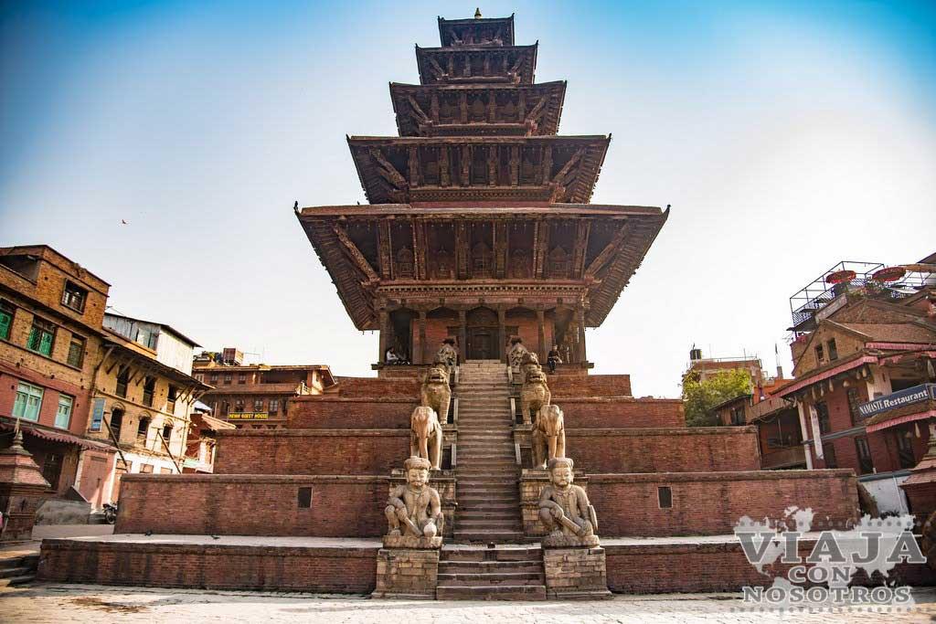 Plaza Taumadhi Bhaktapur