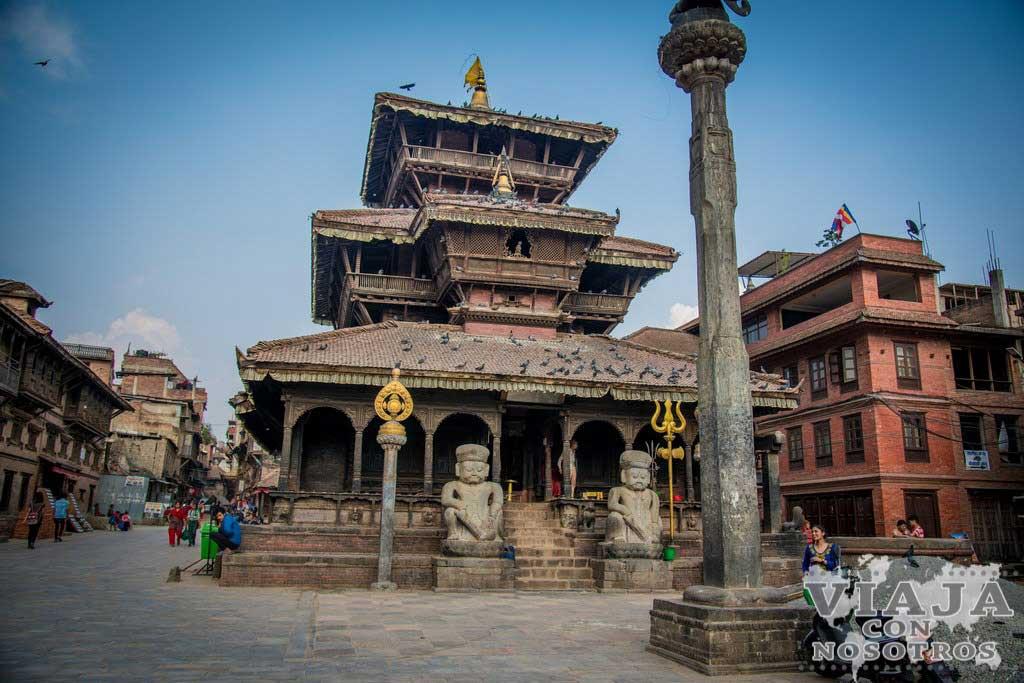 Plaza Dattatreya Bhaktapur