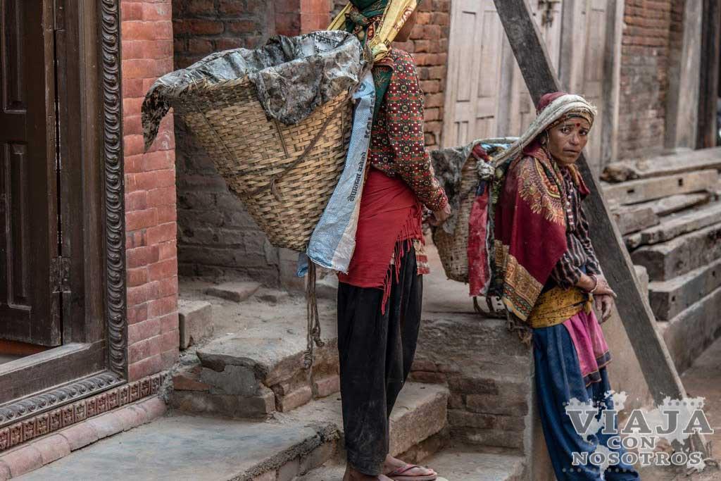 Cuanto se tarda de Bhaktapur a Nagarkot