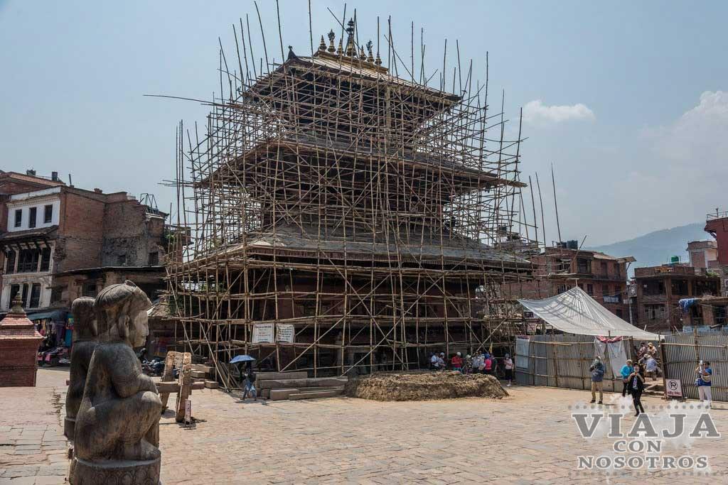 Templo Kedarnath Shiva Temple Bhaktapur