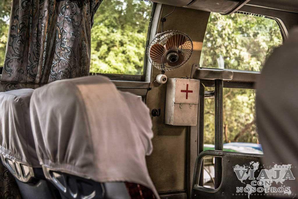 Cuanto cuesta ir de Lumbini a Chitwan