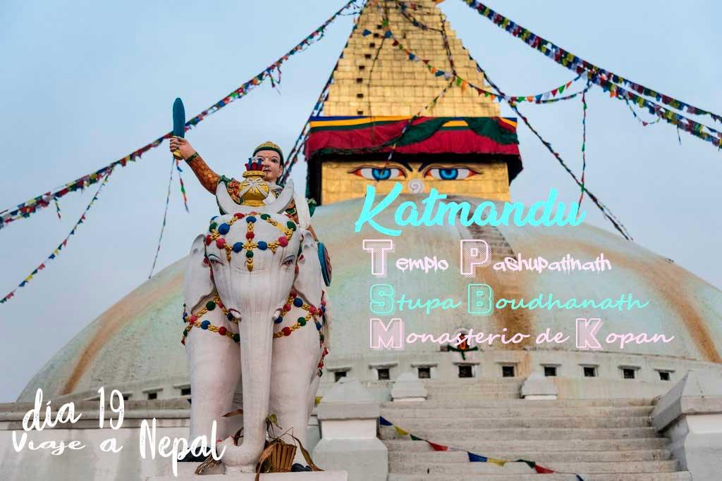 Que ver en Katmandú en un día