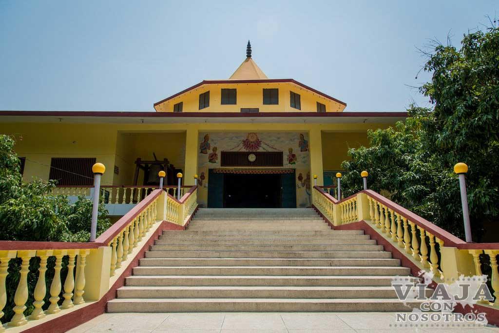 Templo de la India de Lumbini