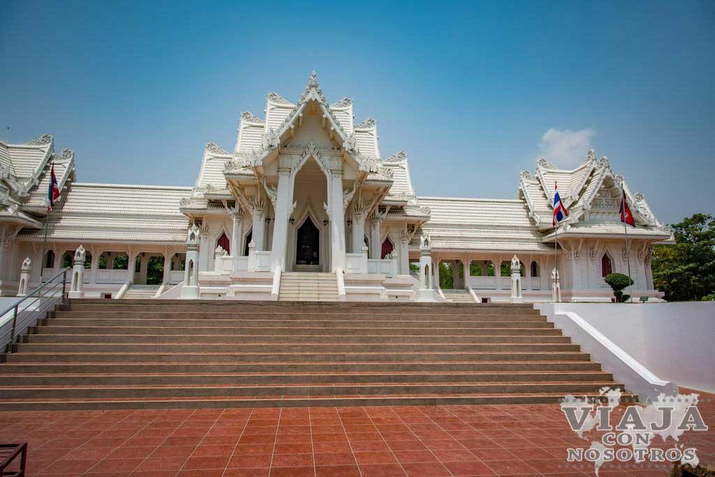 Monasterio Real Budista Tailandés