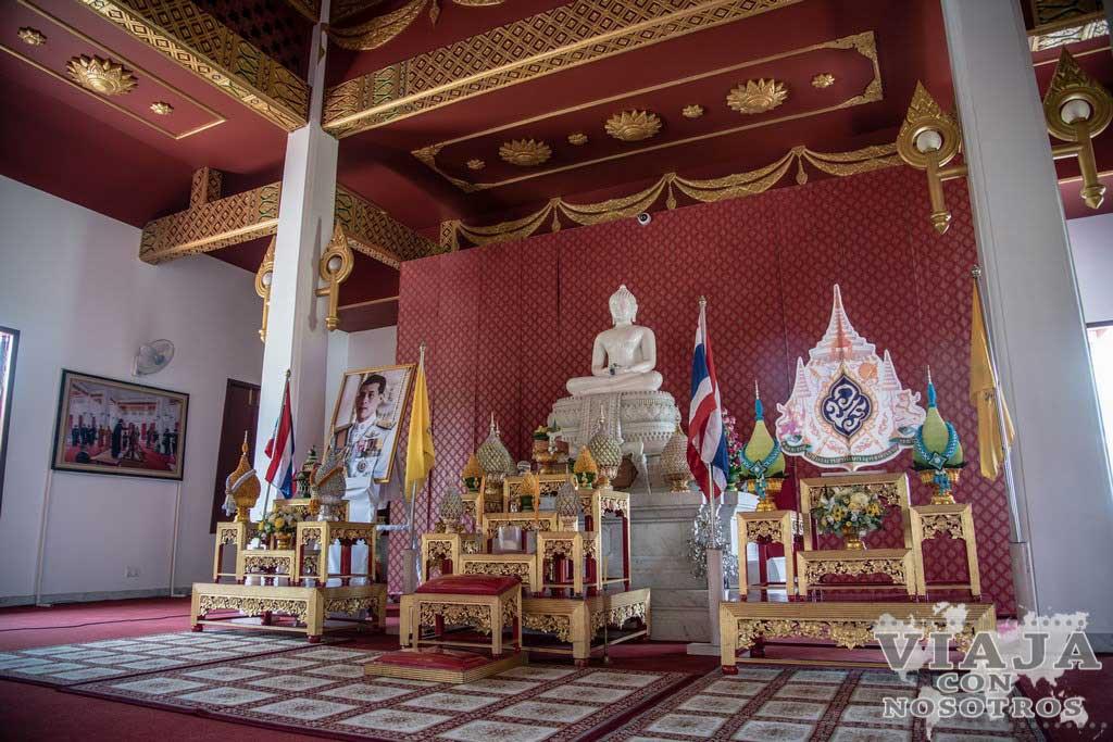 Monasterio Tailandés de Lumbini