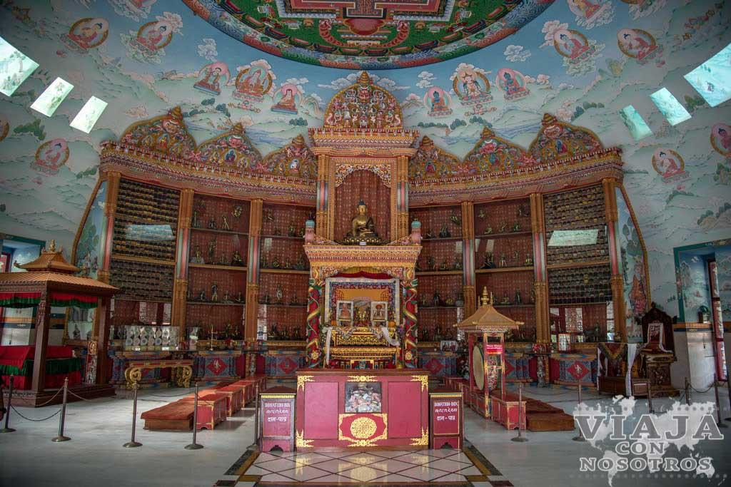Monasterio Alemán en Lumbini
