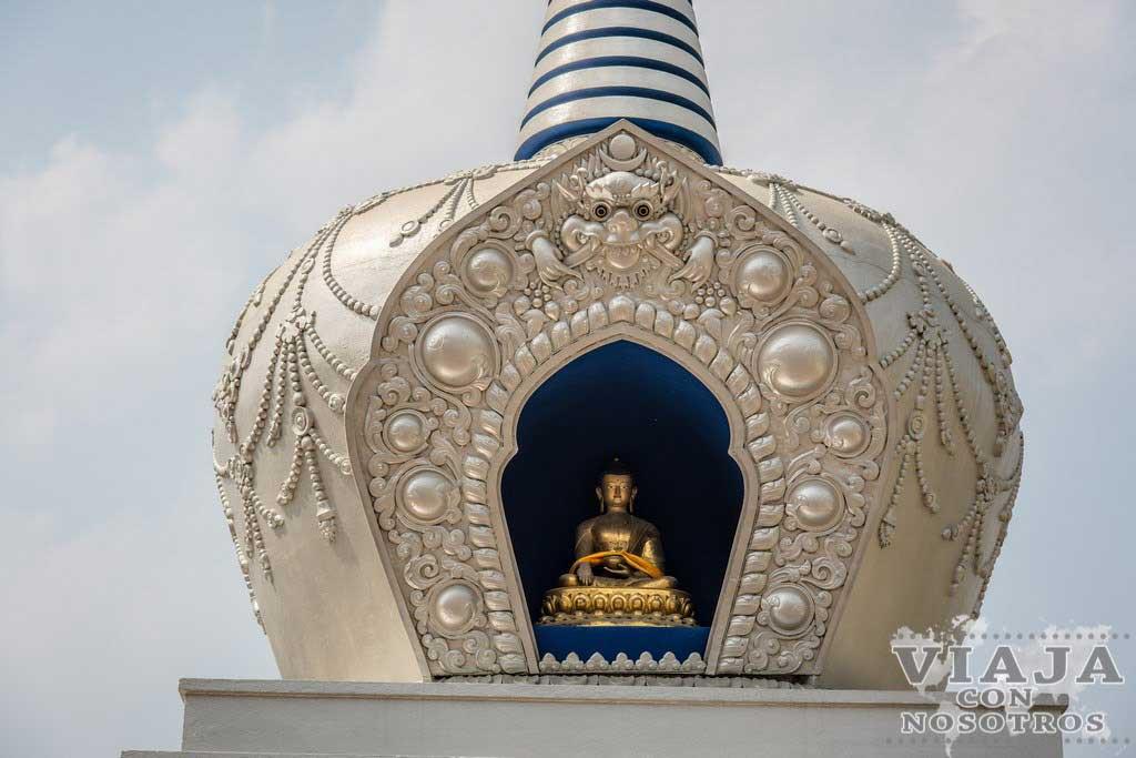 Recorrido por los mejores templos de Lumbini