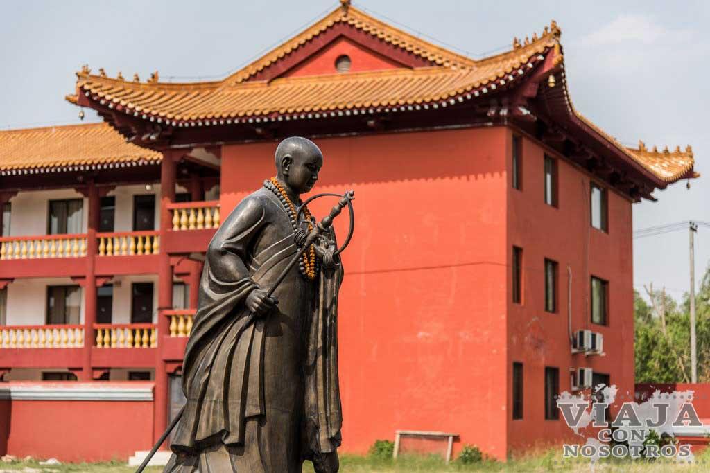 Monasterio Chino en Lumbini