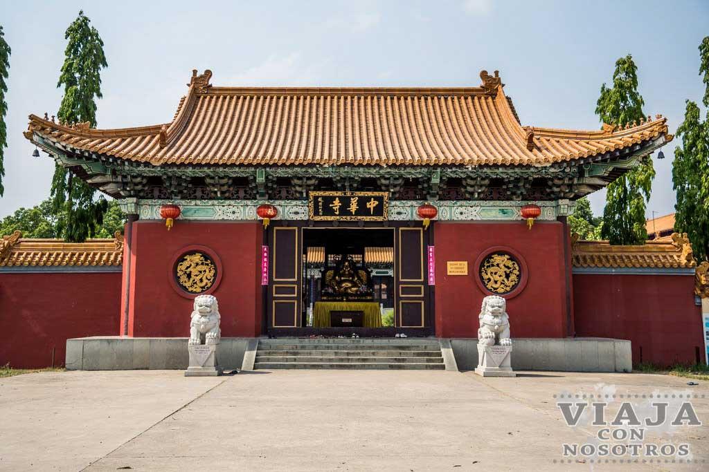 Monasterio Budista Chino Zhong Hua Lumbini
