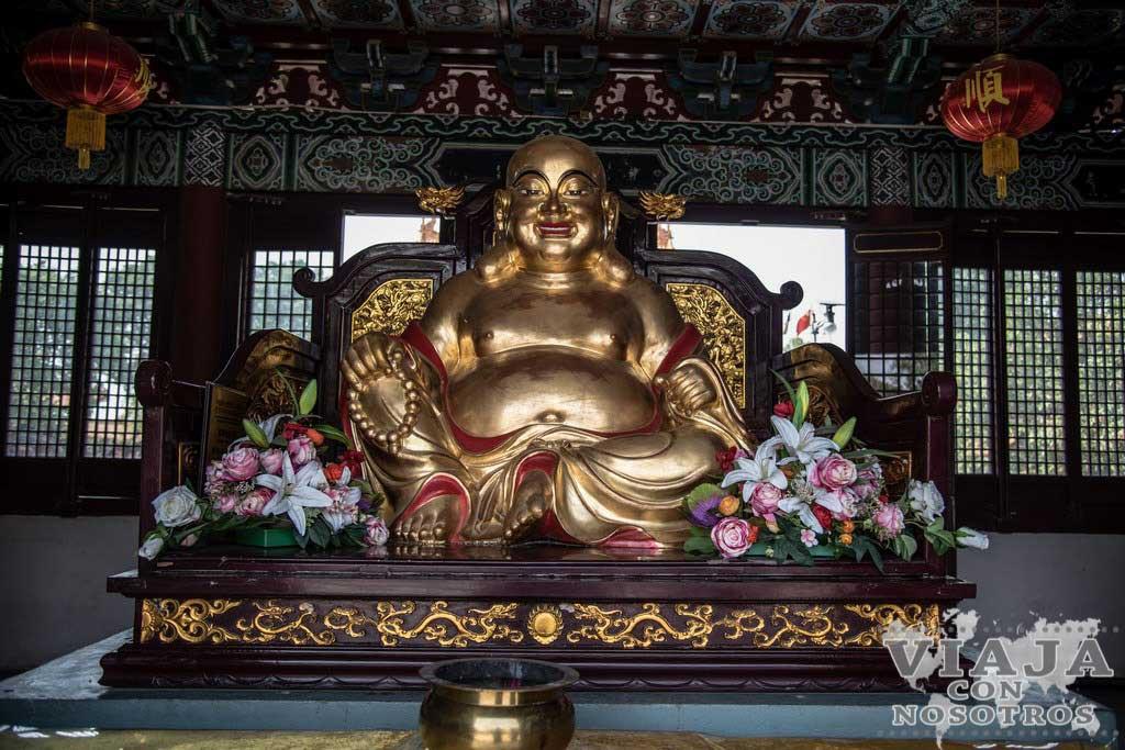 Cuales son los mejores Templos de Lumbini