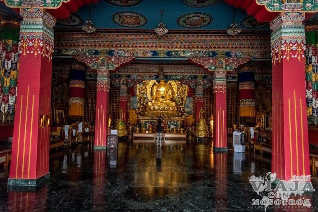 Templo Tibetano de Lumbini