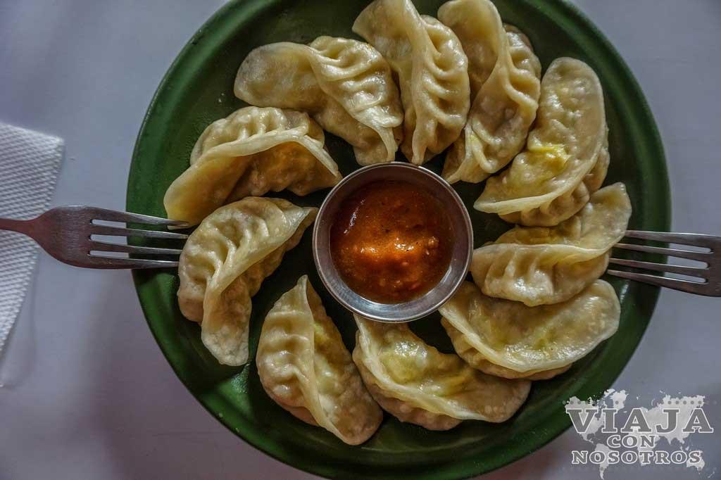 Donde comer en Nagarkot