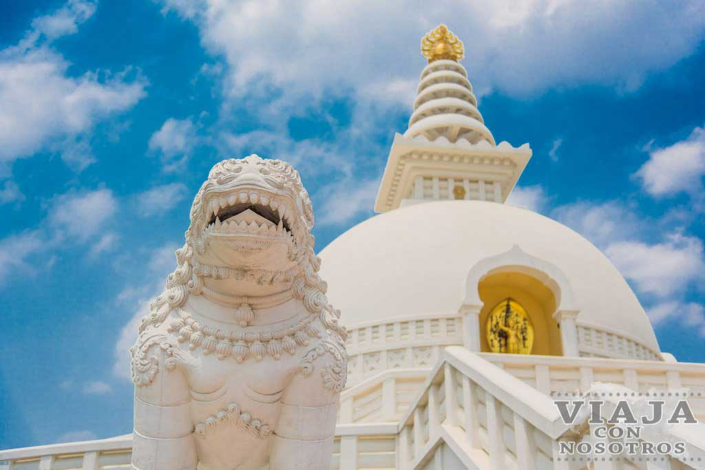 World Peace Pagoda Lumbini