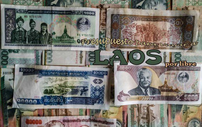 Presupuesto de viaje a Laos por libre
