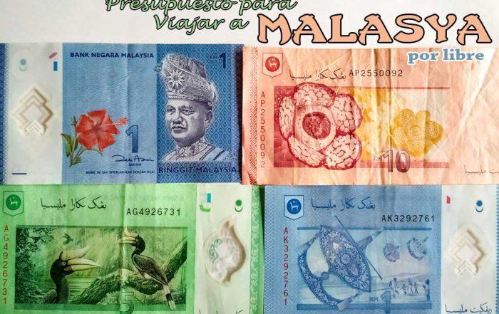 Presupuesto para viajar a Malasia por libre