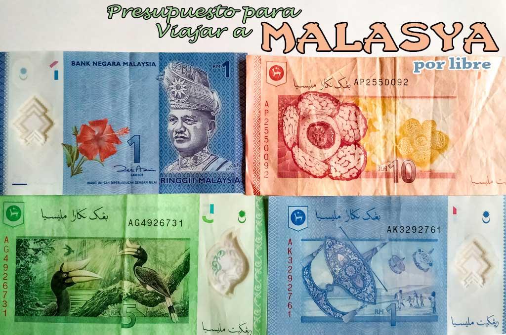 Presupuesto para viajar a Malasia