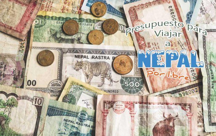Presupuesto de viaje a Nepal por libre