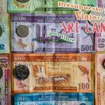 Presupuesto para viajar a Sri Lanka