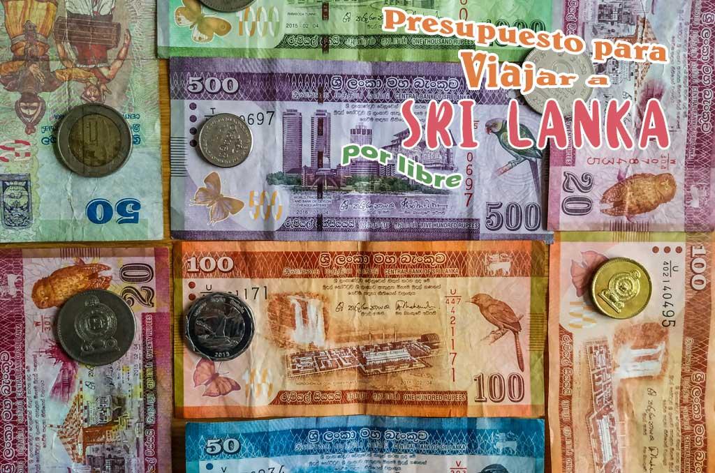 Presupuesto de viaje a Sri Lanka